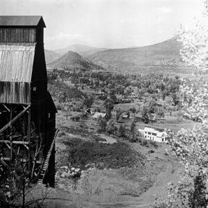 Veteran Mine, Aspen Mountain - Ferenc Berko