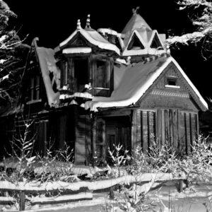 Ghost House - Ferenc Berko
