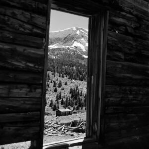 Independence Pass Ghost Town - Ferenc Berko