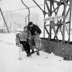 Lift #1, World's Longest Ski Lift - Ferenc Berko