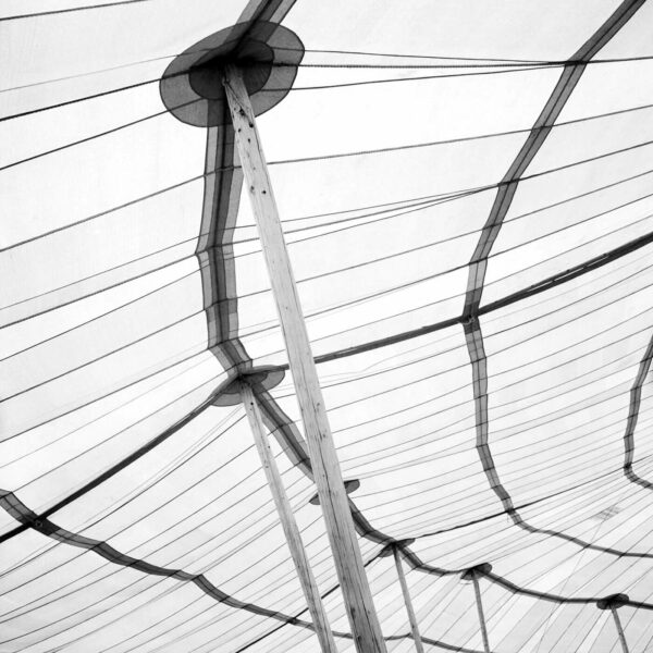 Music Tent Abstraction - Ferenc Berko