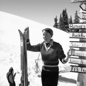 Ruthie's Run, Aspen Mountain - Ferenc Berko