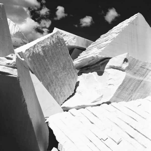 Marble Abstraction, 3 - Ferenc Berko