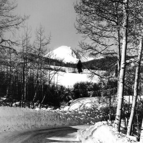 Mount Daly, Snowmass - Ferenc Berko