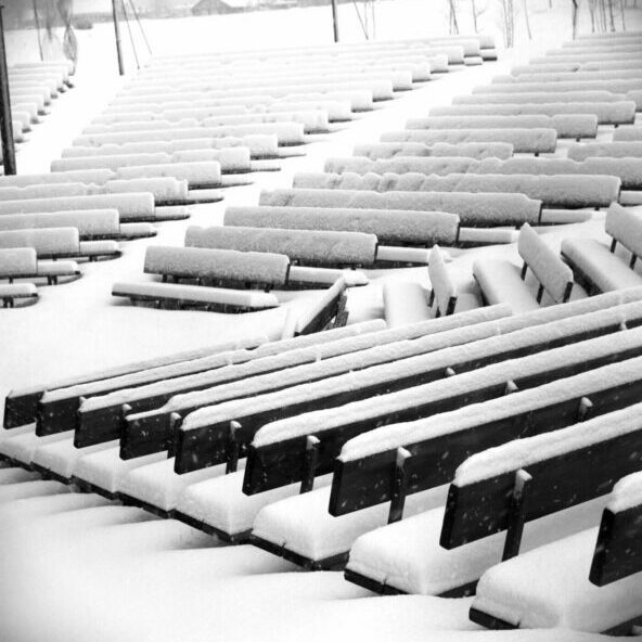 Music Tent Benches - Ferenc Berko