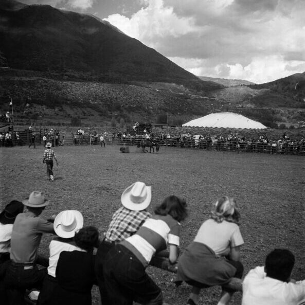 Rodeo and Music Tent - Ferenc Berko