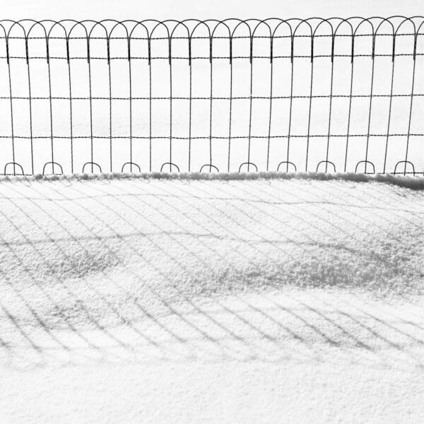 Snow Covered Fence, 7 - Ferenc Berko