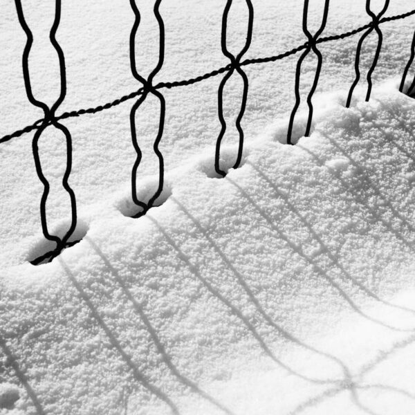 Snow Covered Fence, 8 - Ferenc Berko