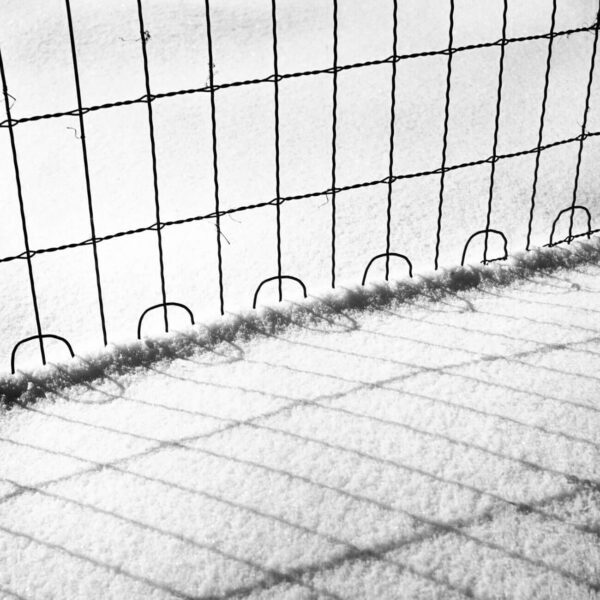 Snow Covered Fence, 9 - Ferenc Berko