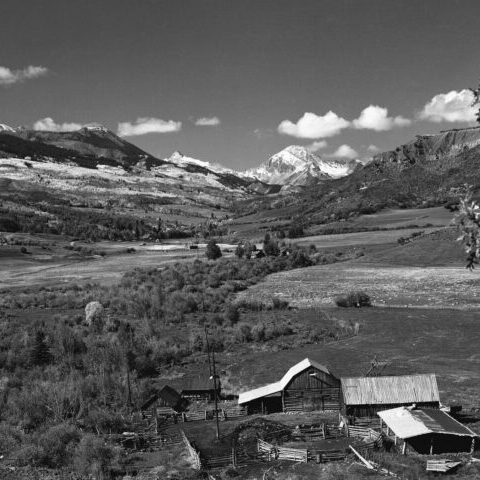 Snowmass Valley - Ferenc Berko